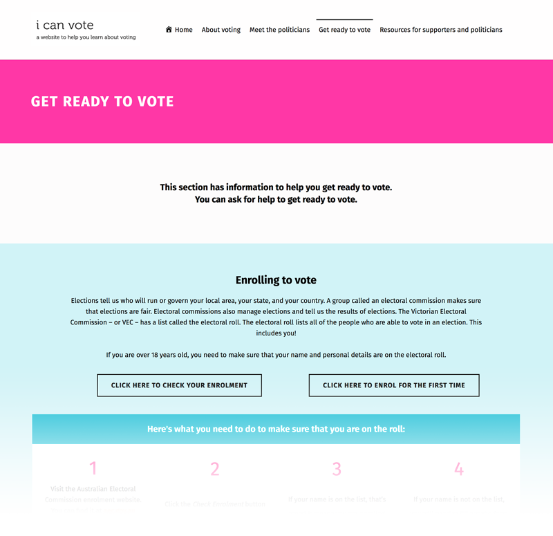 i can vote screen 3